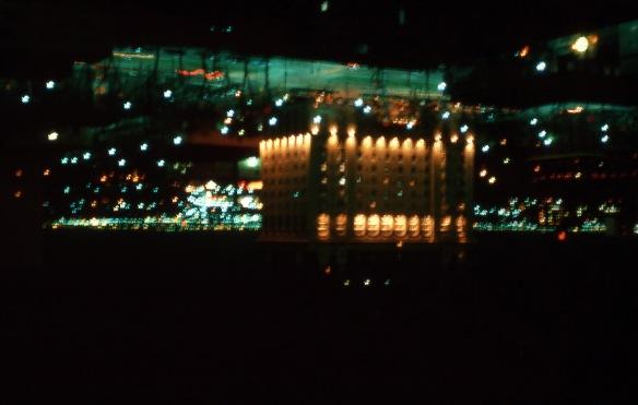 Winnipeg by night