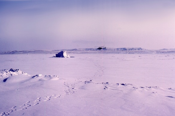 Eureka, Nunavut, 1983-05