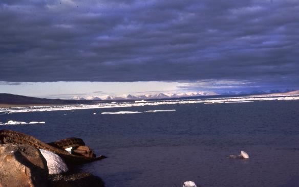 Eureka, Fjord et Sawtooth Moutains,1983-07