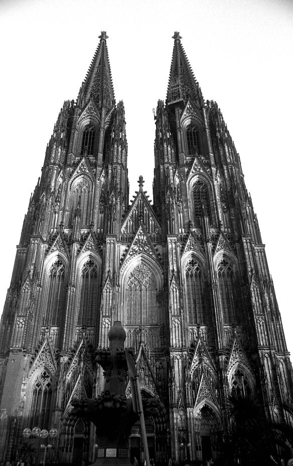 Cologne (Köln) la cathédrale, 1986-11; 104-23_1986-11-xx-R