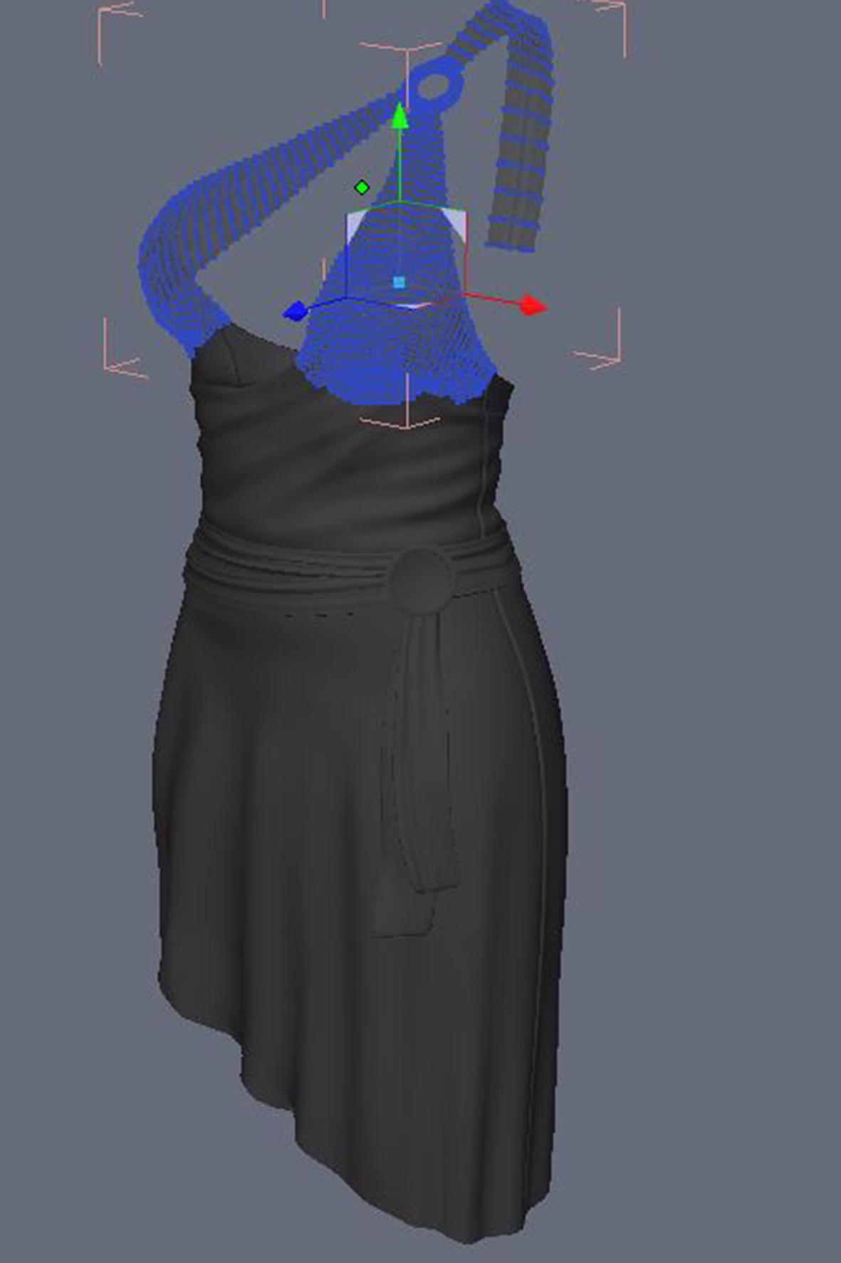 robe format obj-ori