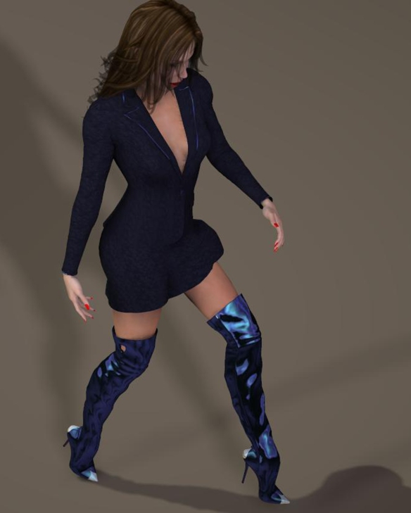 Vickie render normal 2