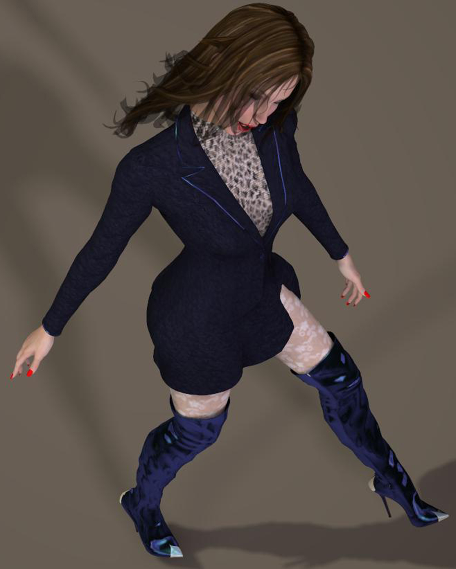 Vickie render normal 4