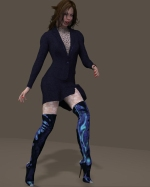 Vickie render normal