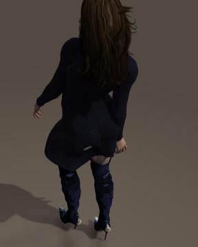 Vickie render normal 5