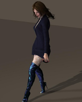 Vickie render normal 6