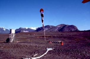 Nunavut, 1985, Lake Hazen