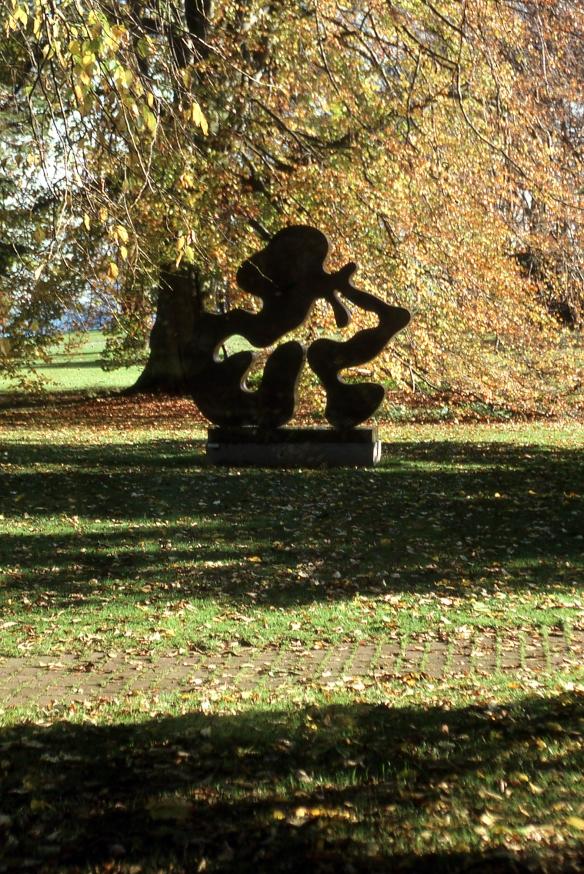 Copenhague, sculpture environnementale, octobre 1986