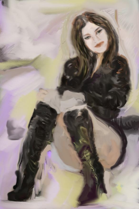 E001-009 Carla Brown
