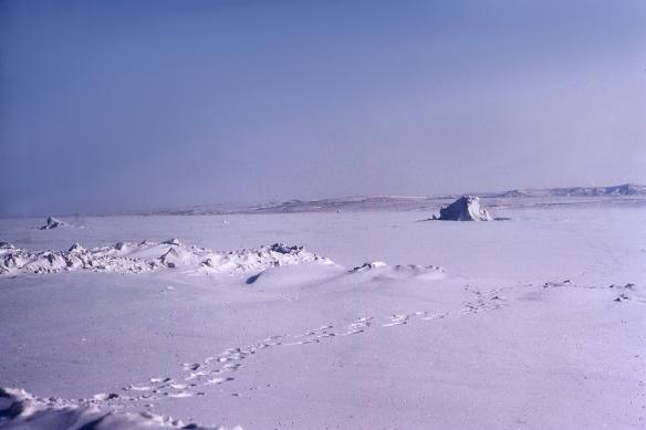 Eureka, Nunavut, Fjord, 1983-05