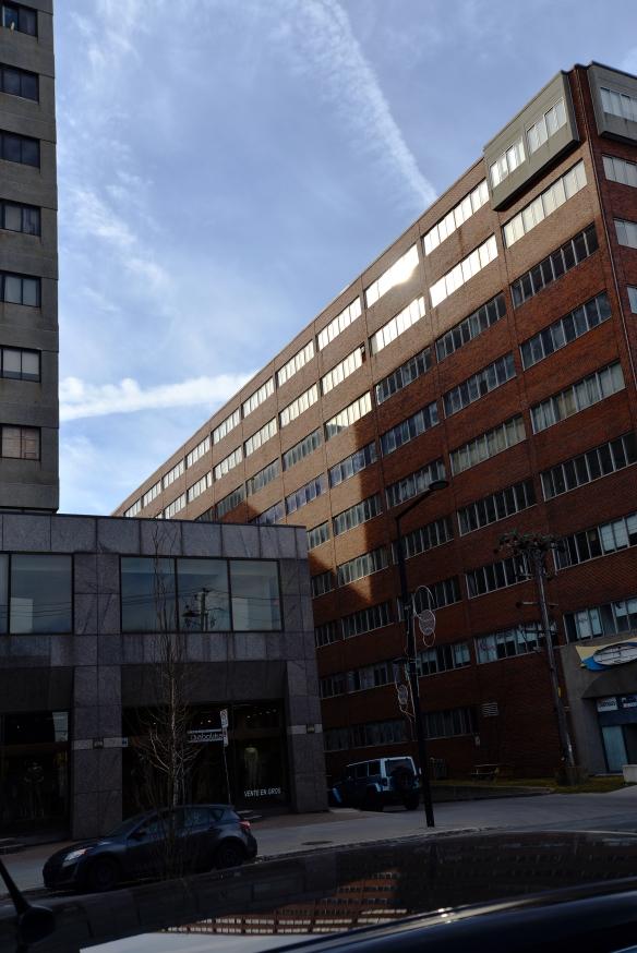 Chabanel, Montréal, avril 2015
