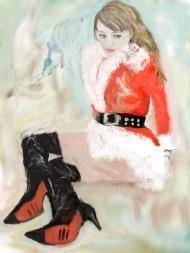 E-0020-012-R, Modèle de Nowell…Christmas model, art digital, 2015-08-30